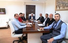 Artuklu'da sorunlar  işbirliğiyle çözülecek