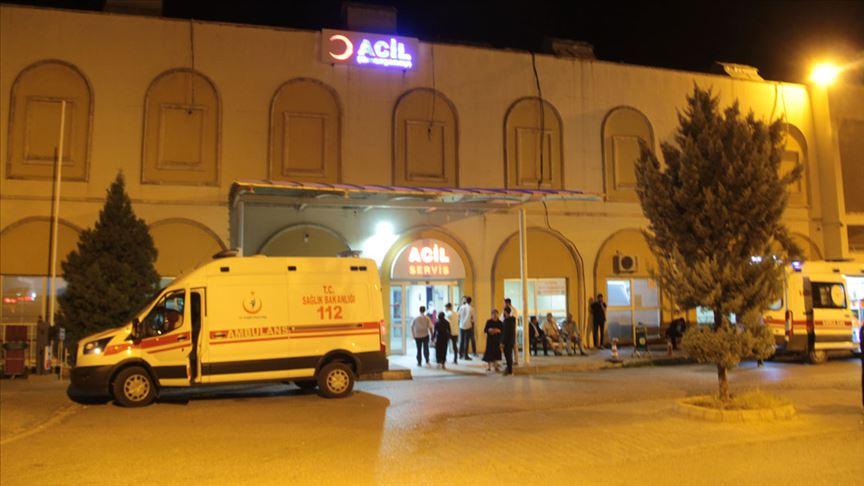 Teröristlerin tuzakladığı patlayıcı infilak etti: 1 ölü