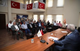 Artuklu Belediyesi AK Parti Grubundan Barış Pınarı harekâtına Destek