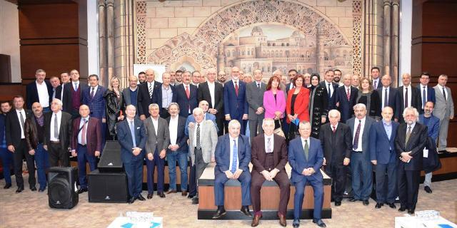 MARSEV Kurucular Kurulu toplandı