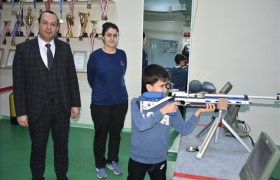 Atıcılar, Türkiye  Şampiyonasına  hazırlanıyor