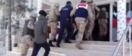 Göçmen kaçakçılığı ve terör operasyonunda  gözaltına alınan 4 şüpheli tutuklandı