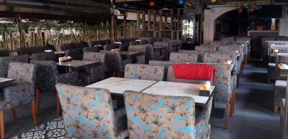Lokanta ve restoranlarda masalar kalkıyor
