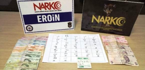 Uyuşturucu operasyonunda yakalanan 11 şüpheliden 10'u tutuklandı