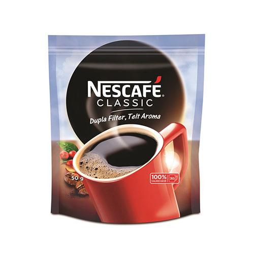 Nescafé Classic utántöltő 50g