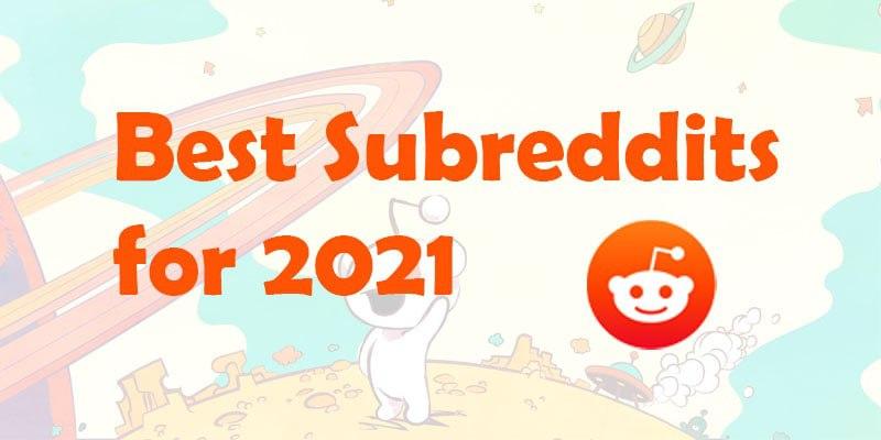 Reddit 2021