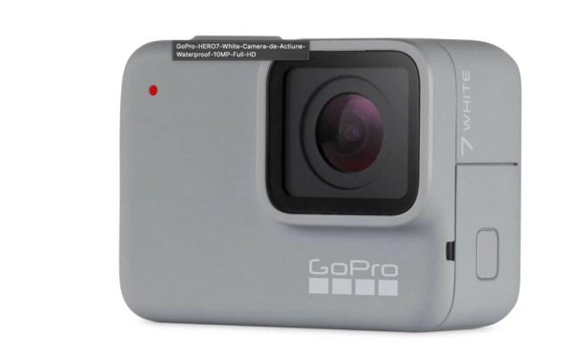 GoPro HERO7 White | Full HD