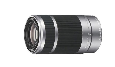 Sony E | 55-210mm F4.5-6.3 OSS, Silver