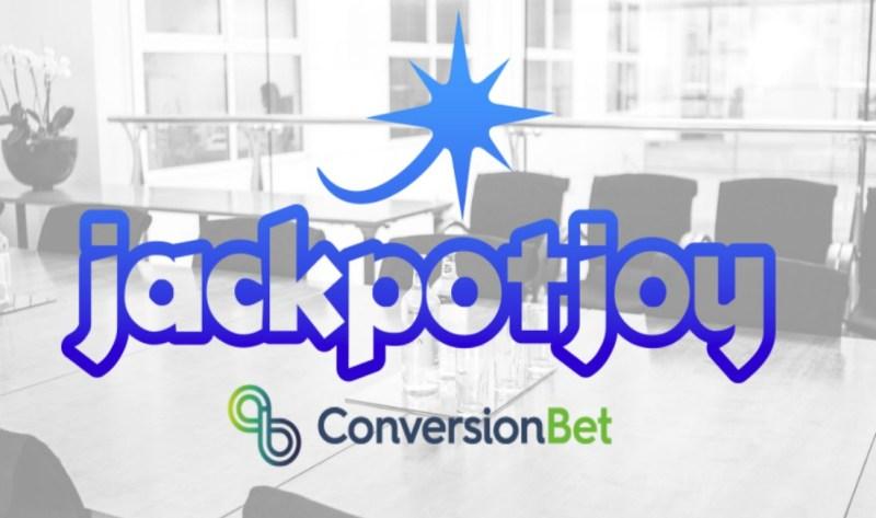Jackpotjoy Partners with ConversionBet