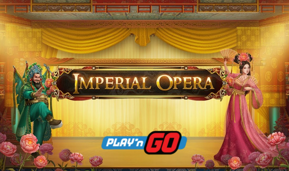 Hit the high notes with Play'n GO's Imperial Opera