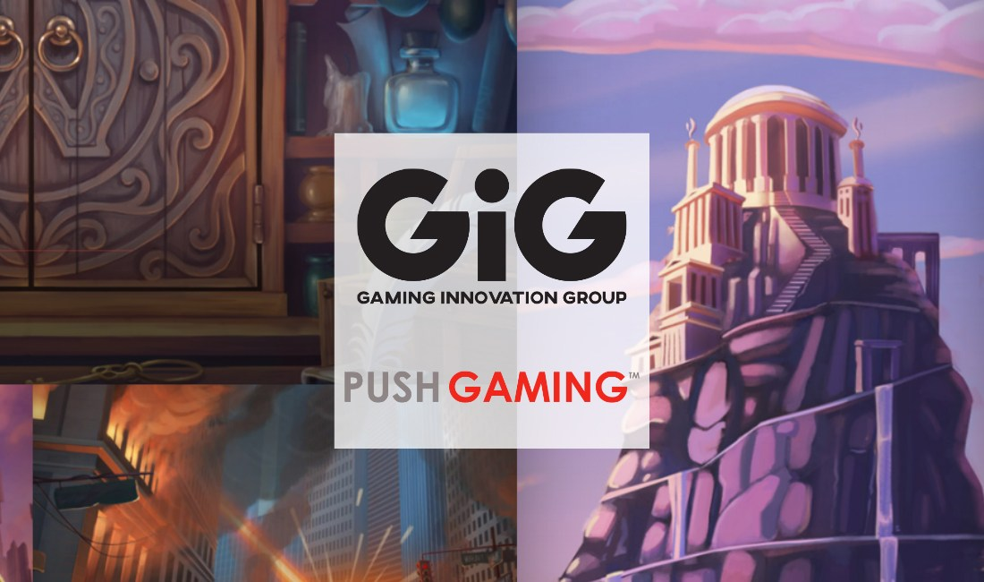 Gaming Innovation Group Signs Deal With Games Development Studio Push Gaming