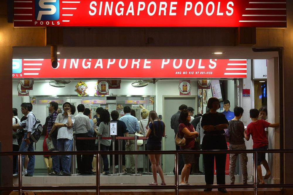 Most users of legal online gambling sites not first-time gamblers in Singapore