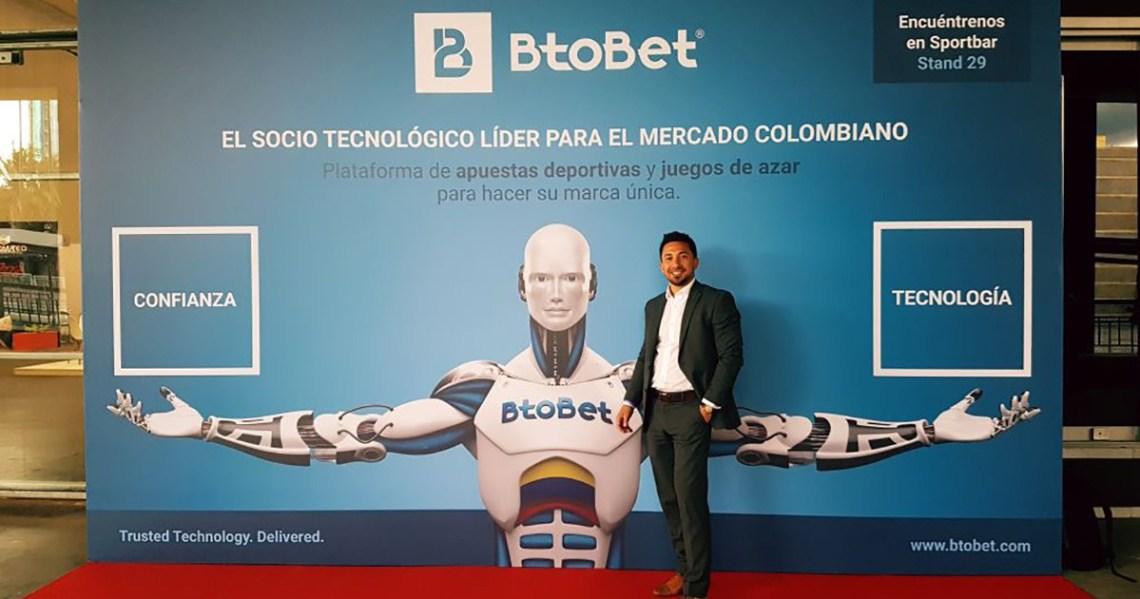 Fadja success for BtoBet