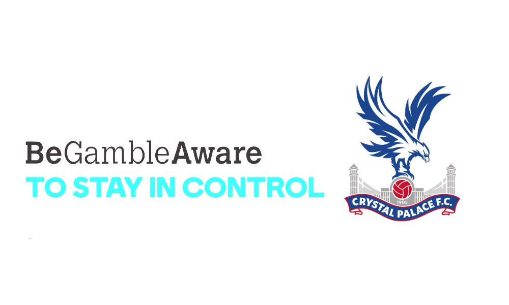 GambleAware and Crystal Palace address gambling risks
