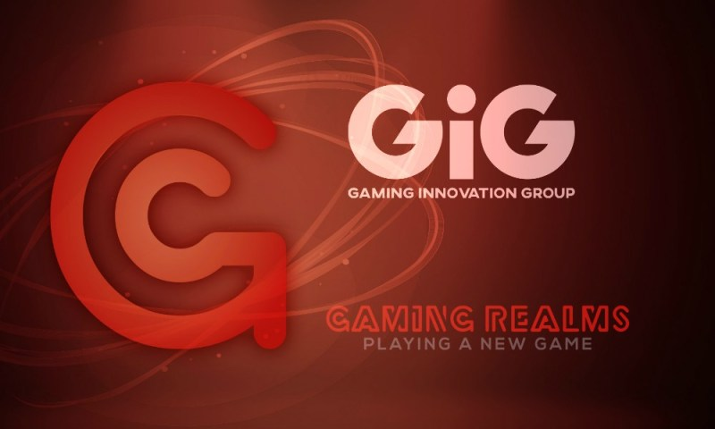 GiG signs deal with Gaming Realms