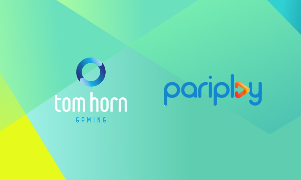 Tom Horn Gaming Partners Pariplay