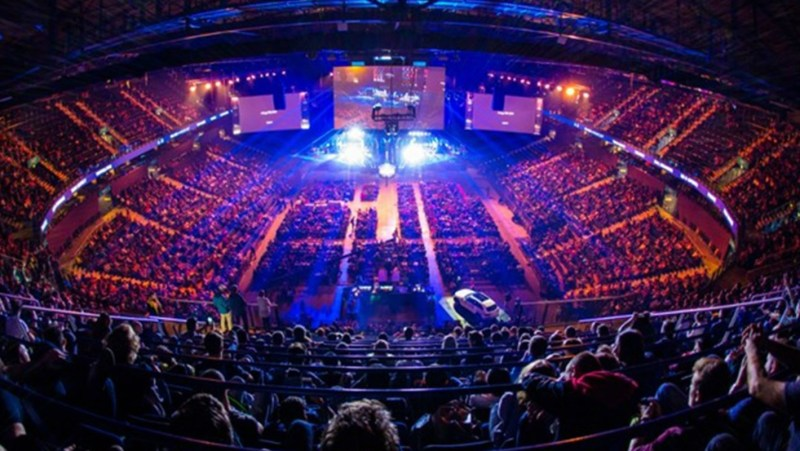 eSports is DraftKings' fastest-growing fantasy game category