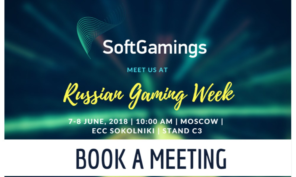 SoftGamings goes to Russian Gaming Week 2018