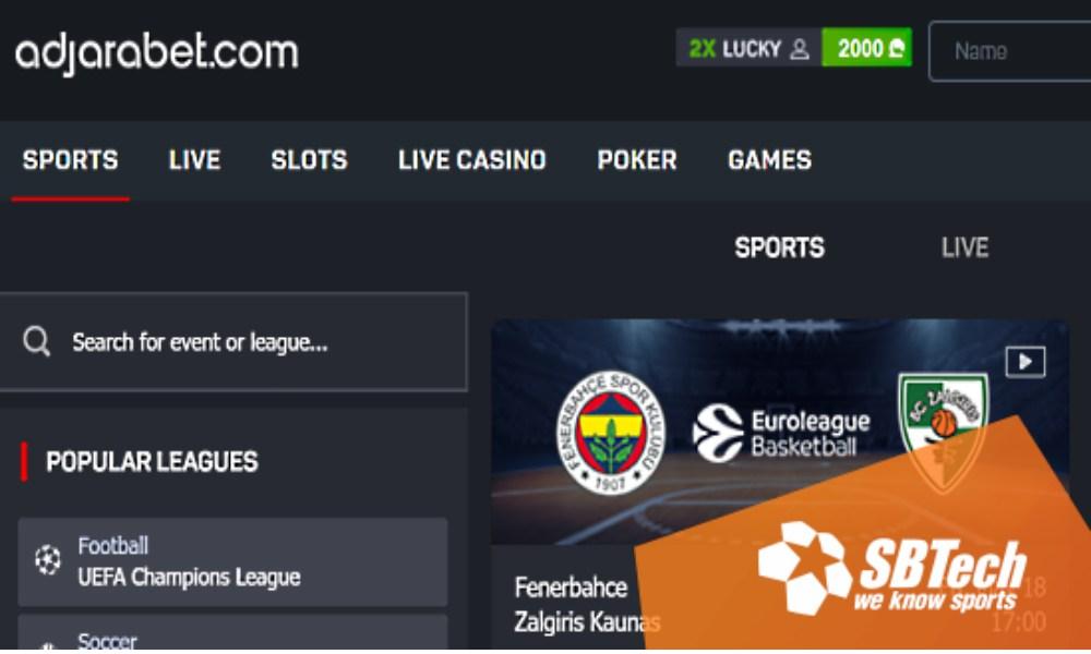 Adjarabet mobile betting 123 blackpool darts latest betting