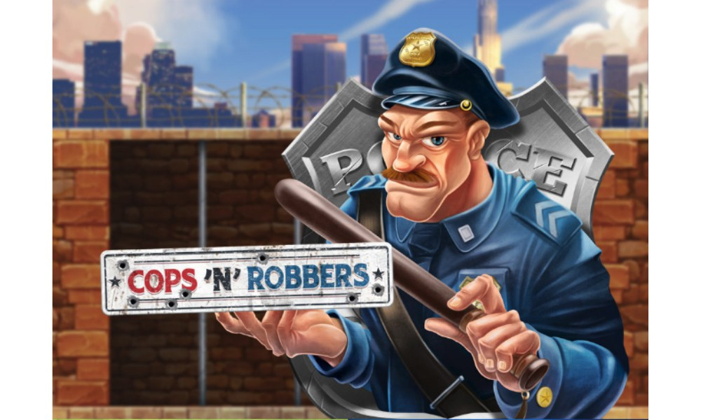 Play'n GO lays down the law with Cops'n'Robbers