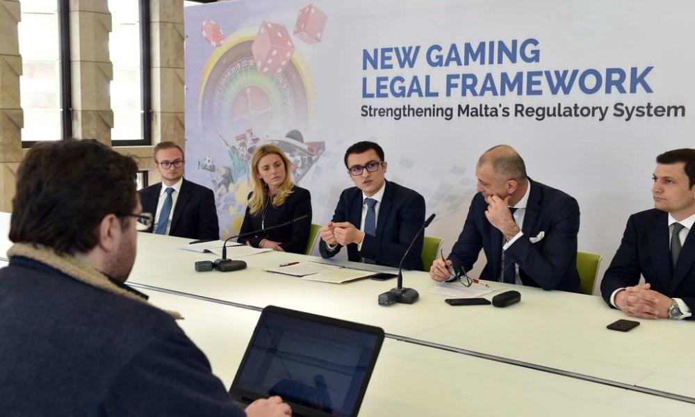 MGA IMF spotlights Malta's work in the gaming sector