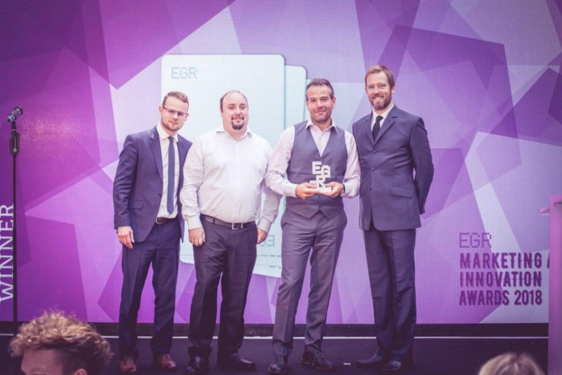BetBright Scoops Creativity And Innovation Award