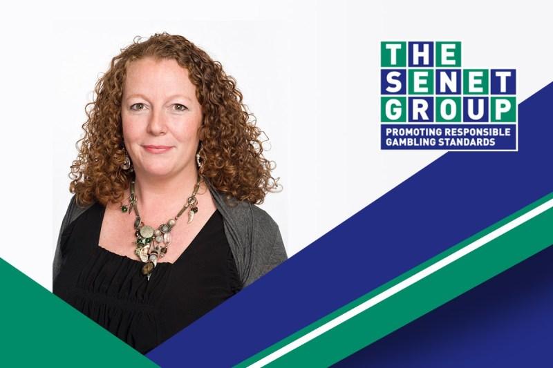 Sarah Hanratty, the Senet Group's new CEO