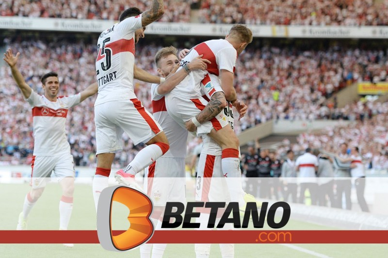 VfB Stuttgart and Betano seal partnership