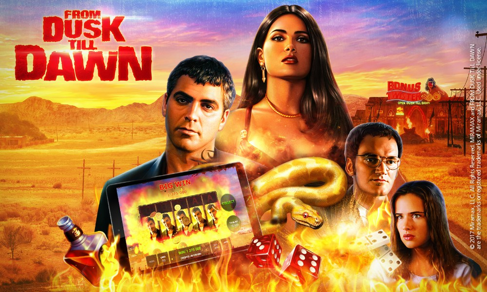 From Dusk Till Dawn™ is now available!