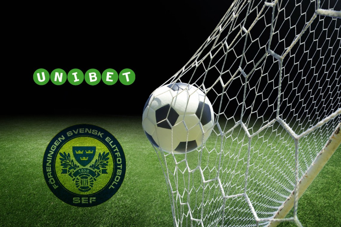 Unibet new main sponsor of Allsvenskan and Superettan