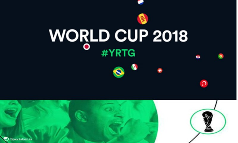 Sportsbet.io unveils 'Your Road To Glory' World Cup show