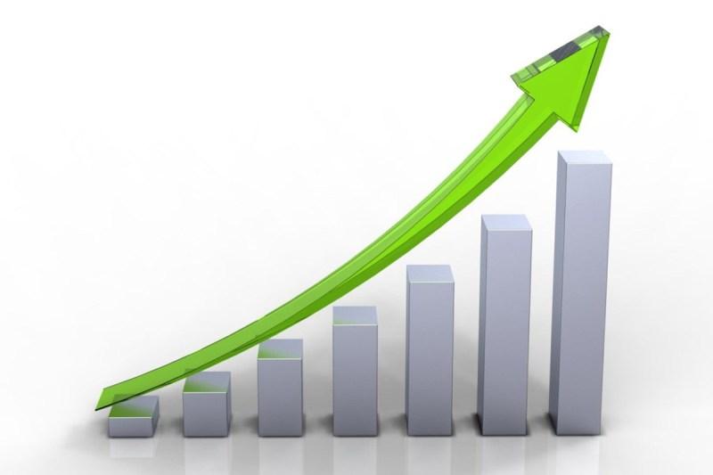 MRG post revenue rise