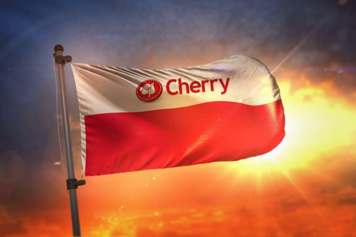 Poland's new licensed bookmaker: Cherry Online Polska