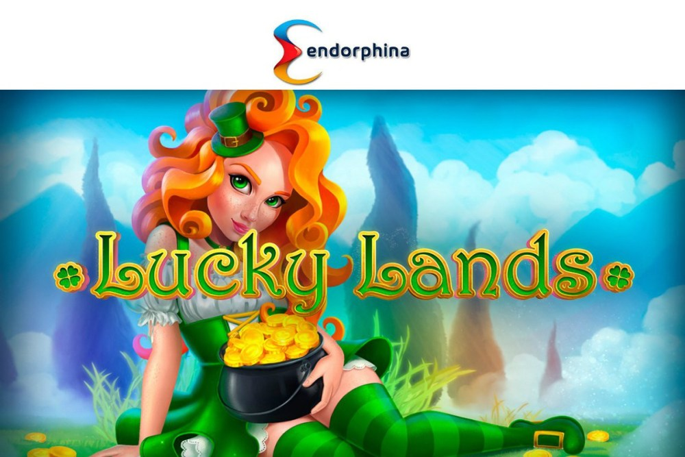 "Visit ""Lucky Lands"" in a new slot game by Endorphina"