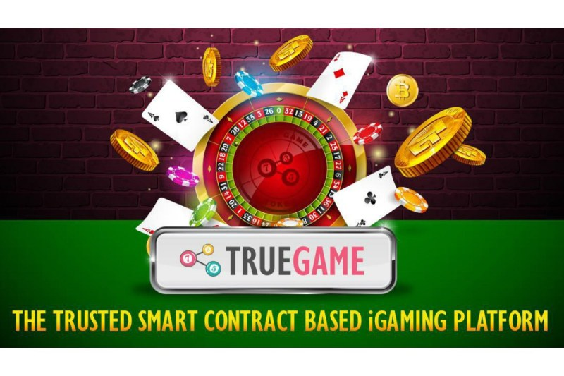 World's First True Smart Contract Based Casino Set To Go Live