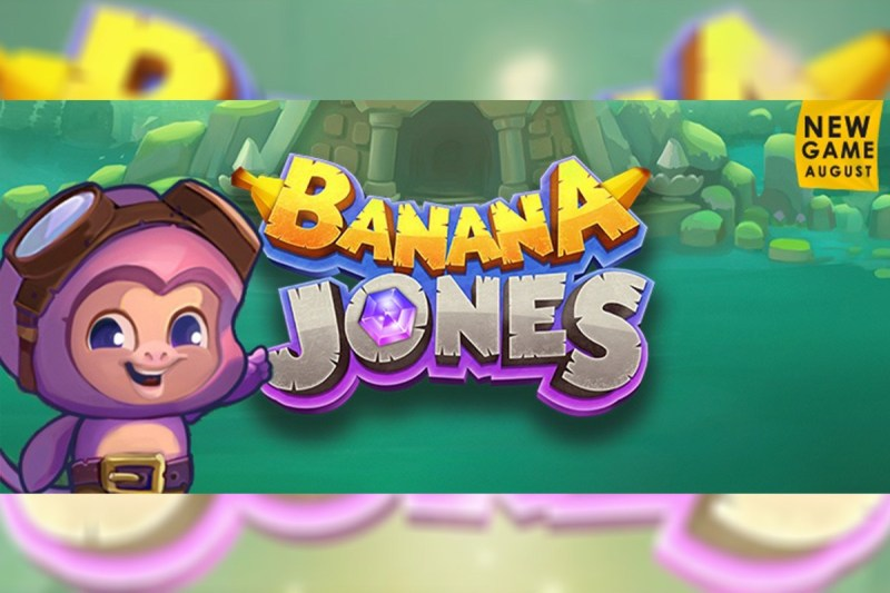 Banana Jones picks up where Indy left off in this unusual New Game