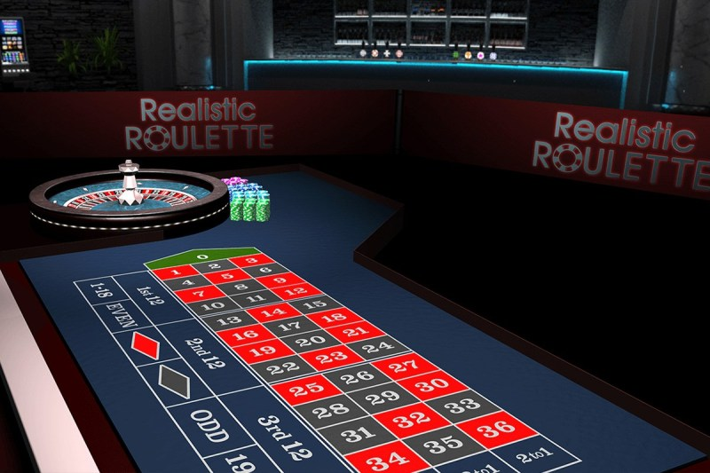 Realistic Roulette - behind the scenes