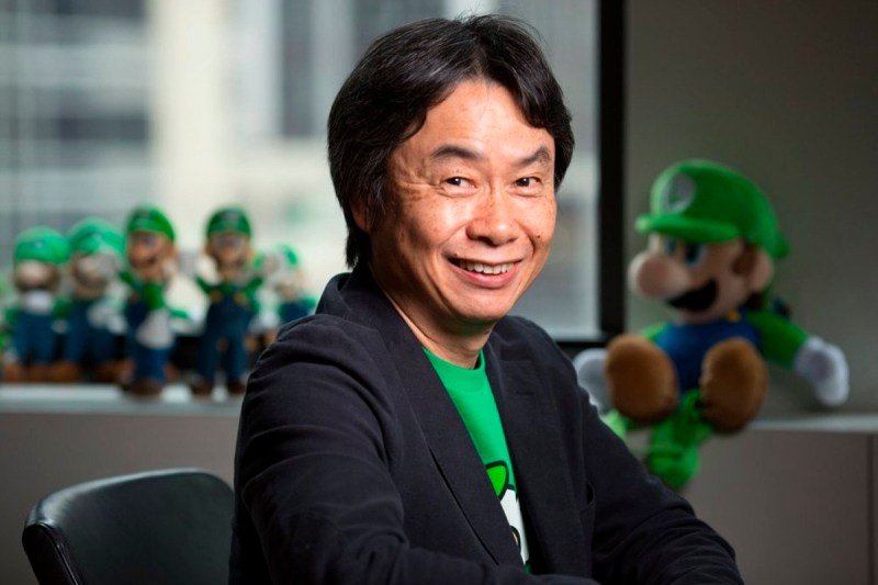 Super Mario developer cautions gaming companies about greed