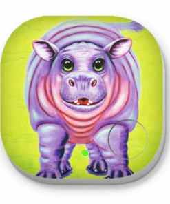 Happy hippo - PHONE AND KEY FINDER