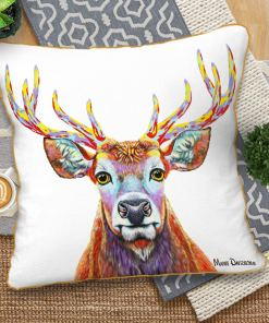 In the Woods - European Cushion Covers
