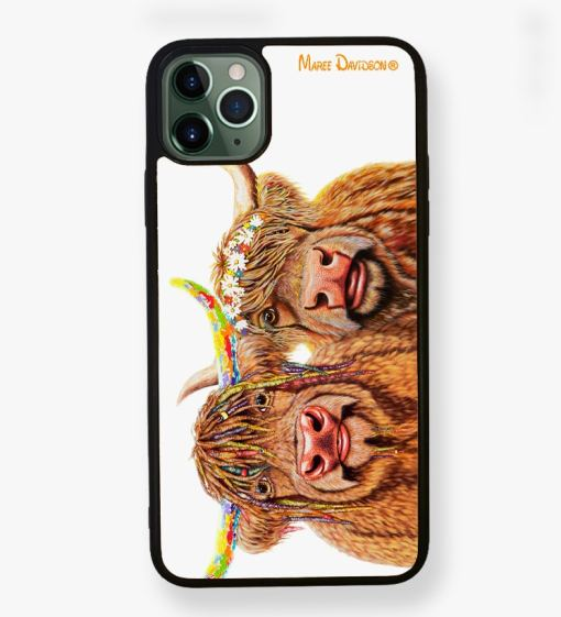 Marley and Meadow - Phone Case - Maree Davidson