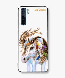 COLOURS IN THE WIND - OPPO PHONE CASE COVER