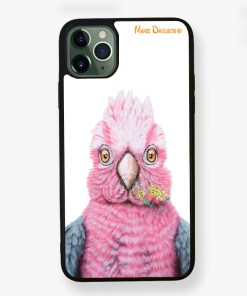 TRIXIE THE GALAH-IPHONE CASE COVER-MAREE DAVIDSON