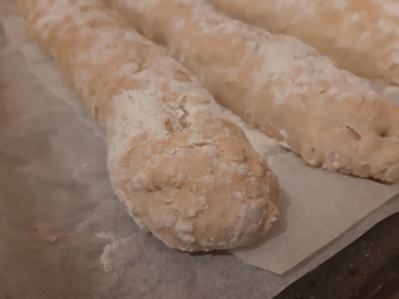 Recipe for French baguette