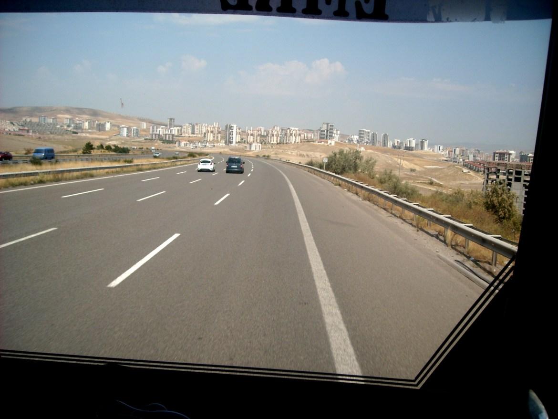 Ankara to miasto wyrastające pośrodku niczego