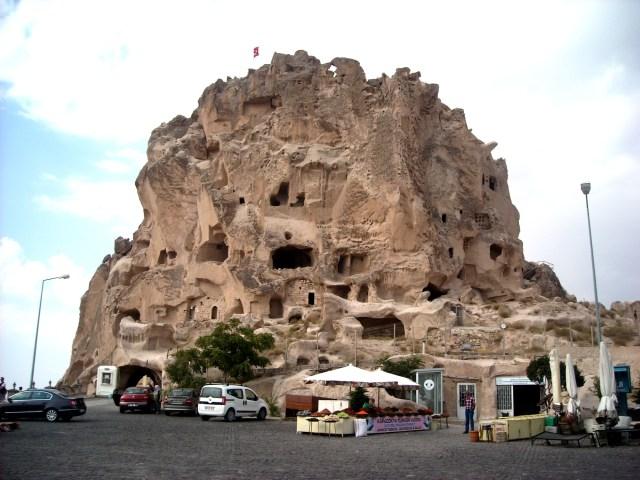 Zamek w całej okazałości