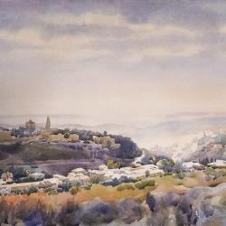 Gai Ben Hinnom, 76X100 cm