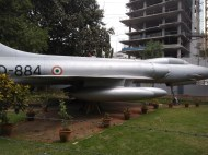 1960s Indian fighter jet