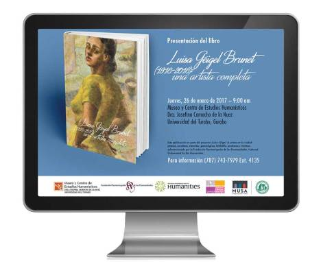 Luisa Géigel Book Presentation
