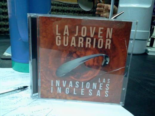 La Joven Warrior - Las invasiones inglesas